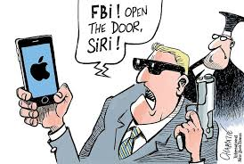 fbi - open the door siri